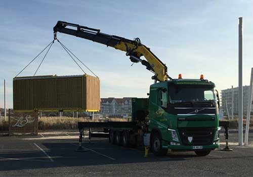 Camion levage TP+